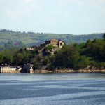 Widok na Zamek w Dobczycach