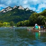 Spływ Dunajcem - Pieniny