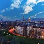 Wiedeń - panorama