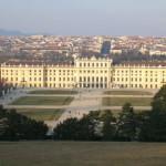 Pałac Schonbrunn - Wiedeń