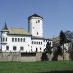 Zamek - Budatin
