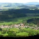 Ziemia Kłodzka - panorama